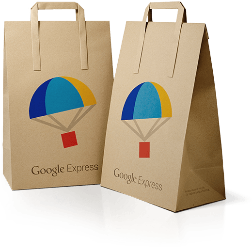 Google Shopping Express: your favorite stores, delivered today.